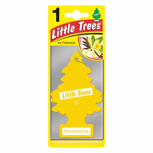 Little Tree Car Air Freshener Vanillaroma