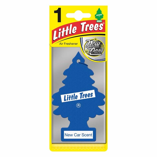 Magic Tree New Car Scent