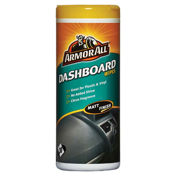 Armorall Armorall Dashboard Wipes - Matt