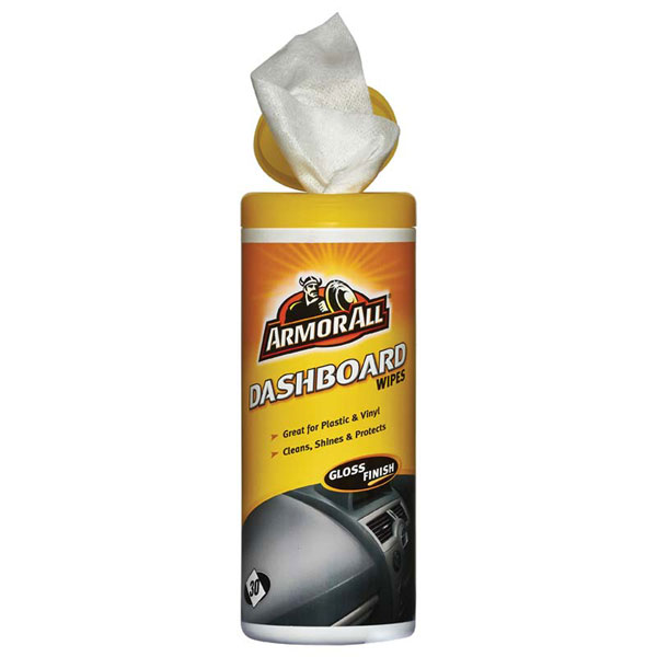 Armorall Armorall Dashboard Wipes - Gloss