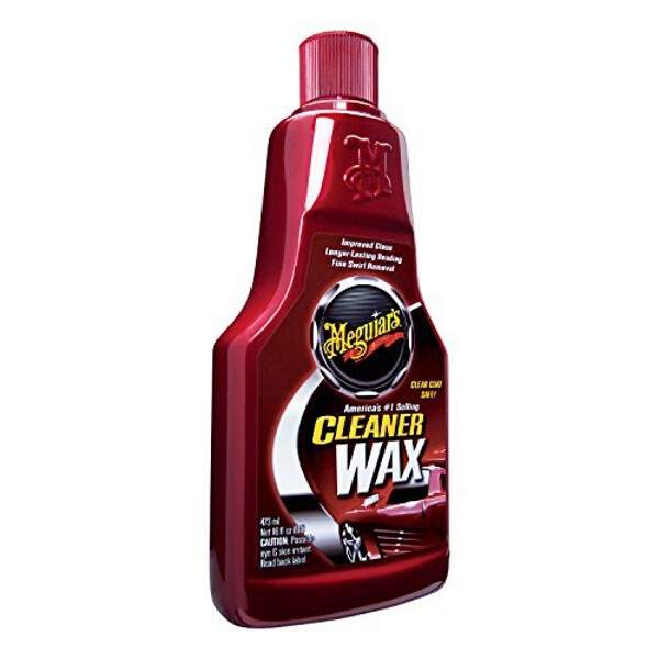 Meguiars Cleaner Wax 473ml