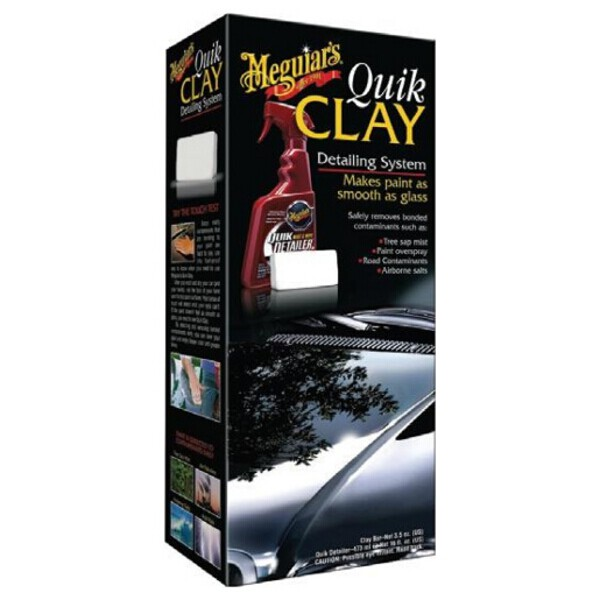 Meguiars Quick Clay Set