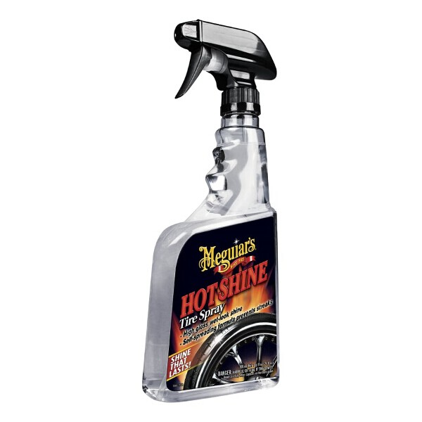 Meguiars Hot Shine Tyre Spray 710ml