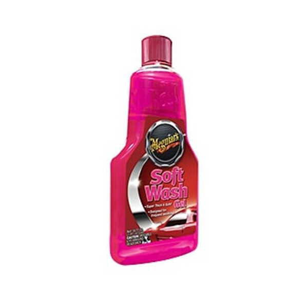 Meguiars Soft Gel Shampoo 473ml