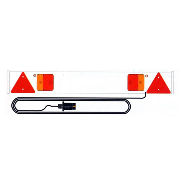 Ring 4' Trailer Board / 4 m Cable (Bagged)