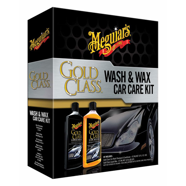 Meguiars Gold Class Wash Wax Kit Euro Car Parts Ie