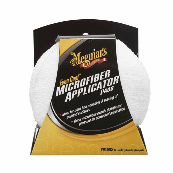 Meguiars Even Coat Applicator Pads (2 pack)