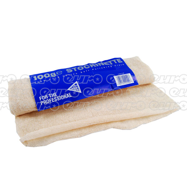 Euro Car Parts 100% Cotton Stockinette 100gm