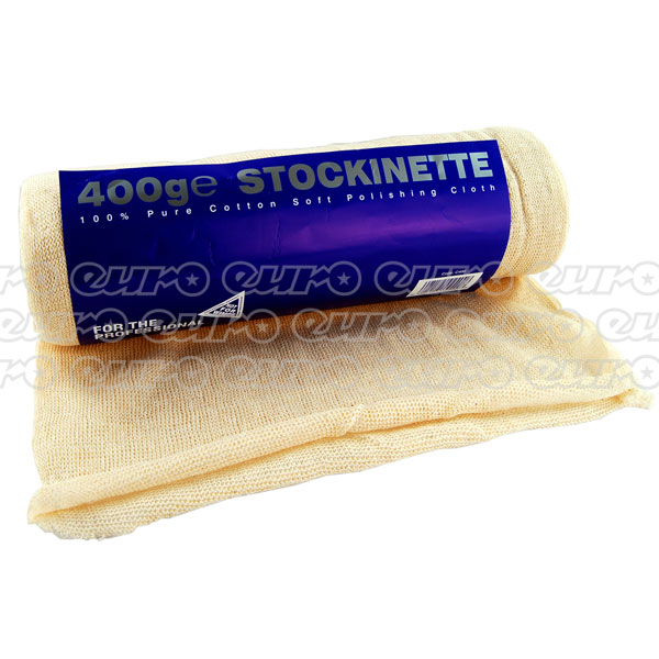 Euro Car Parts 100% Cotton Stockinette 400gm