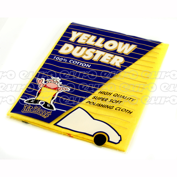 Euro Car Parts Yellow Duster