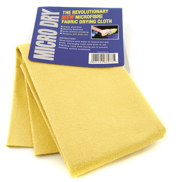 Euro Car Parts Micro Fibre Fabric Drying Cloth
