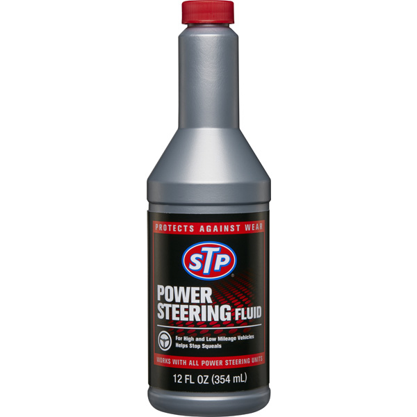 STP Power Steering Fluid (335ml)