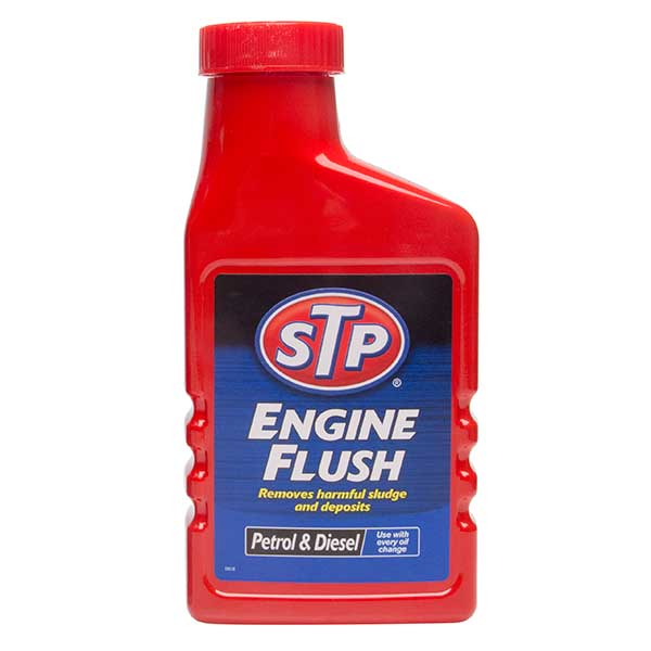 STP Engine Flush 450ml for Petrol and Diesel vehicles