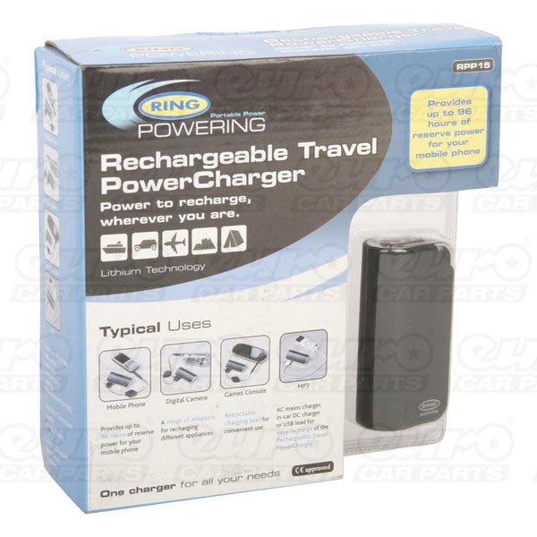 Ring 5v 2.2mAh Travel PowerCharger