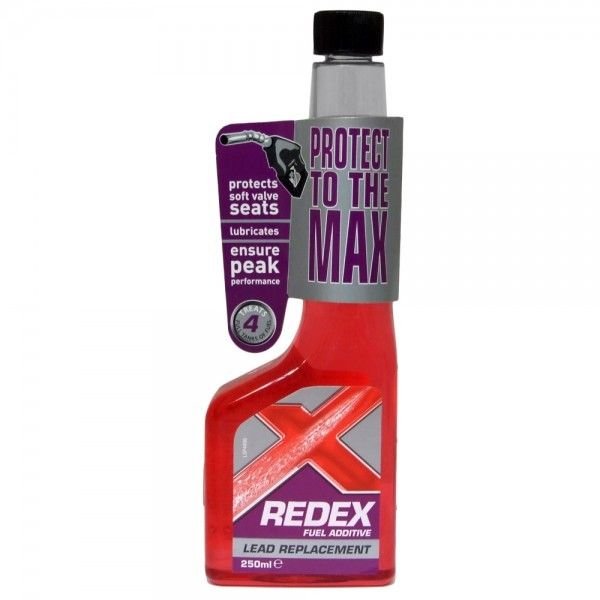 Redex Lead Replacement Fuel Additive 250ml