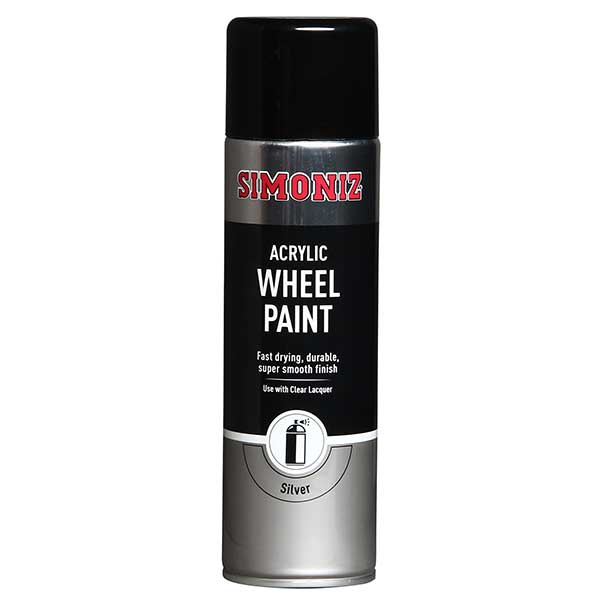Holts 5 Wheel Silver 500ml