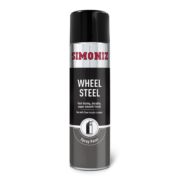 Simoniz 5 Wheel Steel 500ml