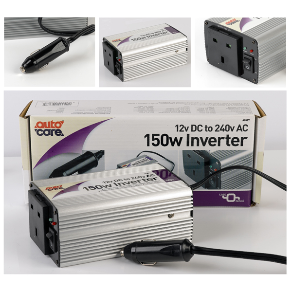 Autocare Power Inverter 150w