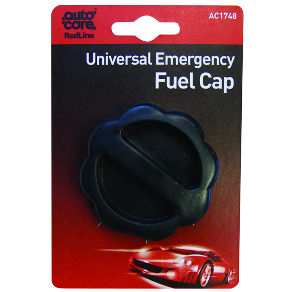 Autocare Black Fuel Cap