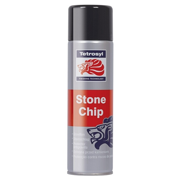 Tetrosyl Stonechip Protectant - Black 500ml