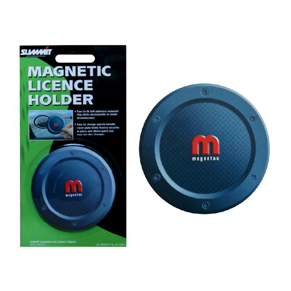 Summit Magnetic Tax Disc Holder
