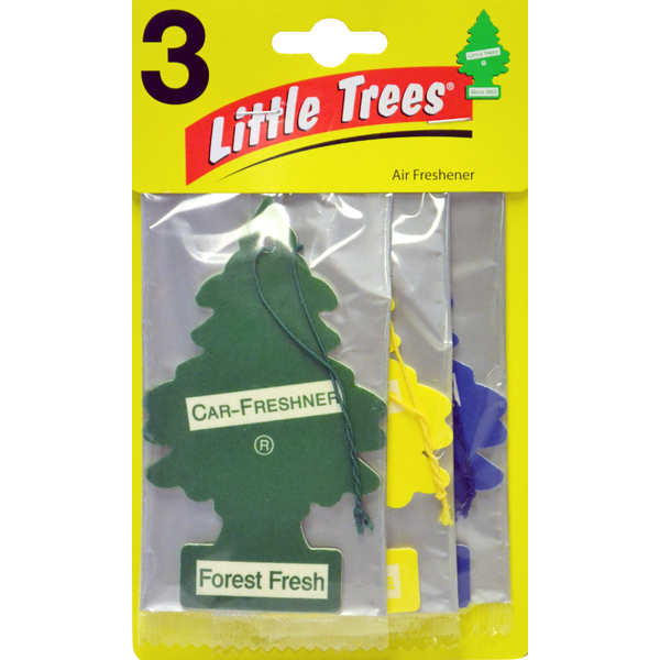 Magic Tree Air Freshener Pack of 3