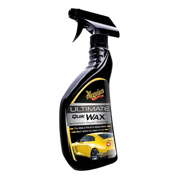 meguiars ultimate quik wax 450ml euro car parts. Black Bedroom Furniture Sets. Home Design Ideas