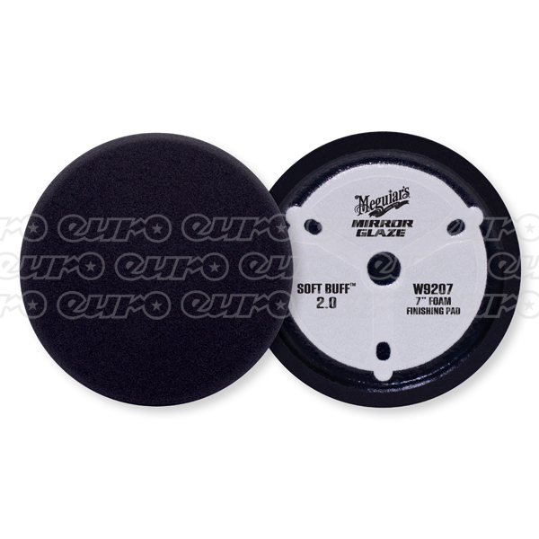 Meguiars Soft Buff 2.0 Foam Finishing Pad - 7""