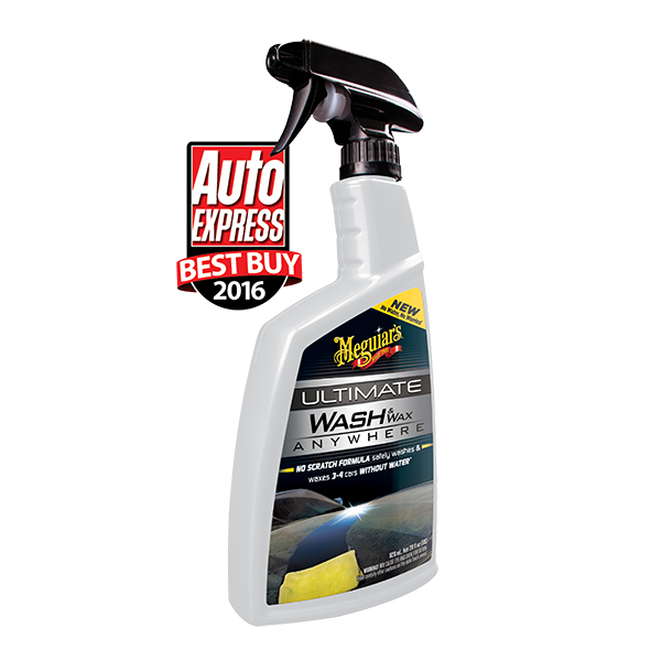Meguiars Ultimate Wash & Wax Anywhere 828ml