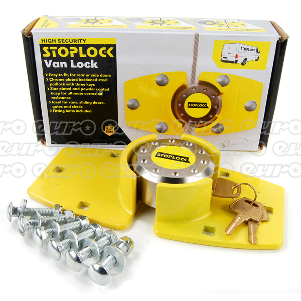 Stoplock High Security Van Lock -