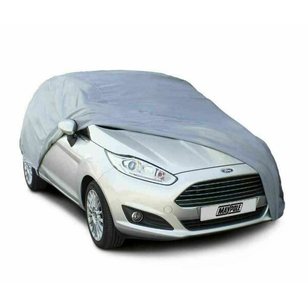 Maypole Water Resistant Full Car Cover - Medium