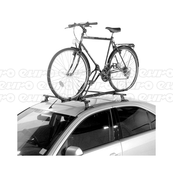Carpoint Universal Roof mounted bicycle carrier (lockable)