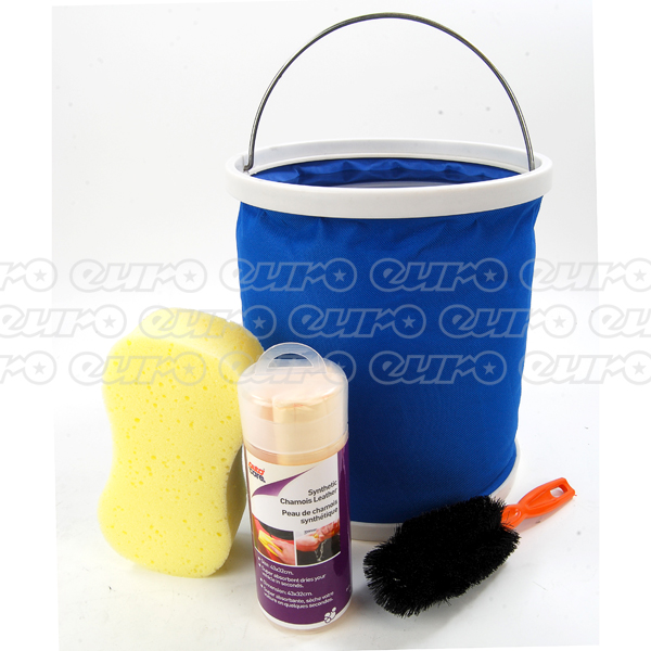 Autocare Pop Up Bucket Valeting Kit