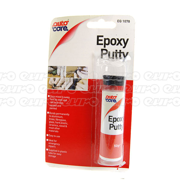 Autocare Epoxy Putty 50g