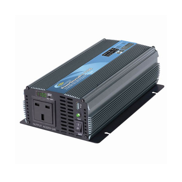 Ring Power SourcePro Inverter 1100 Watts - 12v - 240v