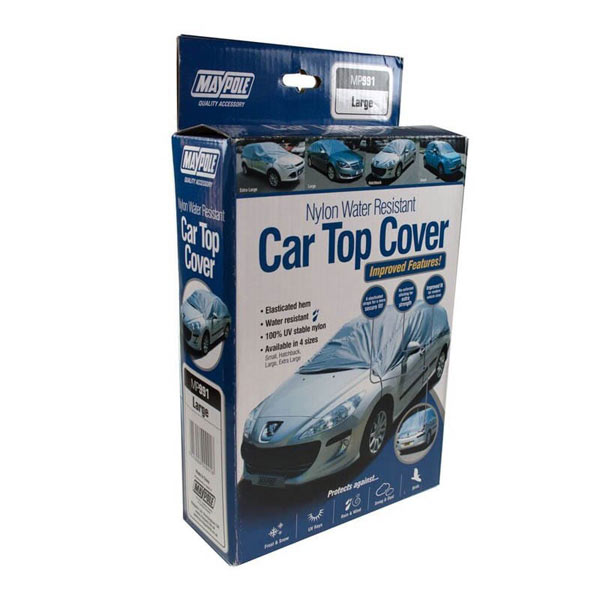 Maypole Large Water Resistant Top Car Cover