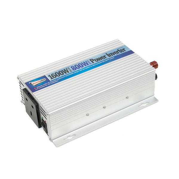 Streetwize 12v - 240v Inverter 800 watt