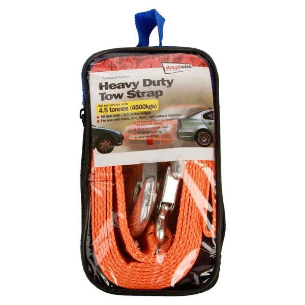 Streetwize 4.5 Tonne Towing Belt