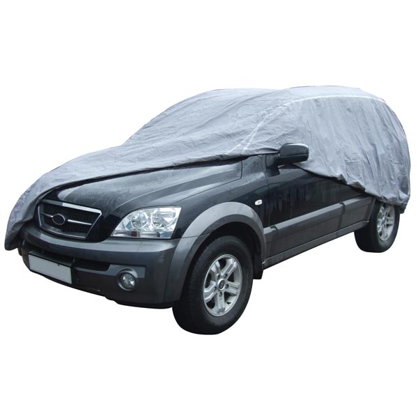 "Streetwize Waterproof Full Car Cover 4x4  193""L X 87""W X 75""H"