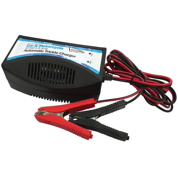 Streetwize 12v Trickle Charger