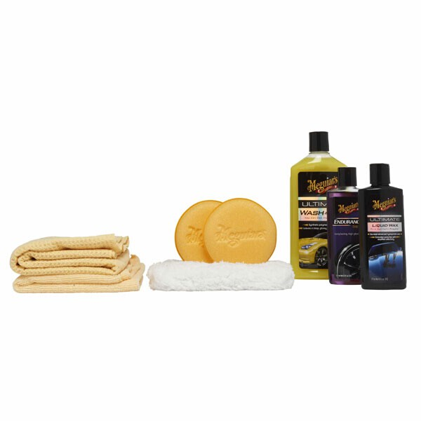 Meguiars New Car Valeting and Care Kit