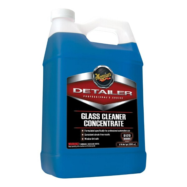 Meguiars Detailer Glass Cleaner Concentrated 3.78ltr