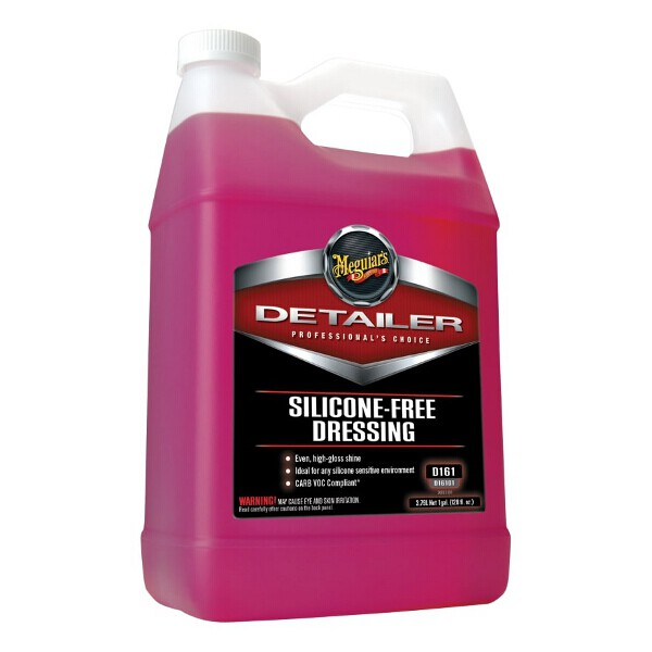 Meguiars Detailer Silicone Free Dressing Concentrated 3.78ltr