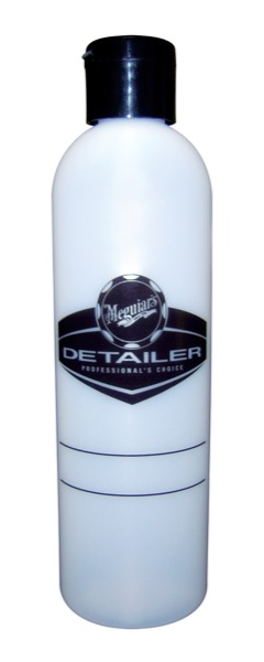 Meguiars Detailer Generic Dispensor Bottle (with cap) 355ml
