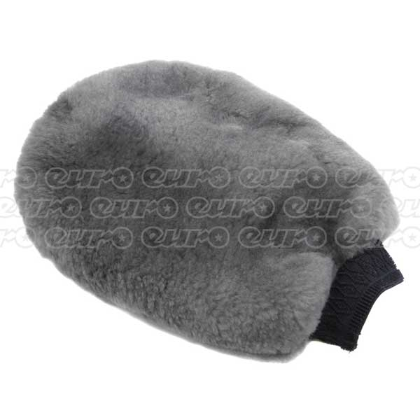 Trade Quality Genuine Lambs Wool Wash Mitt