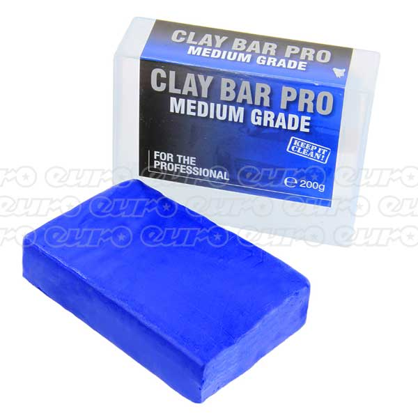 Trade Quality Clay Bar 200g Medium Duty