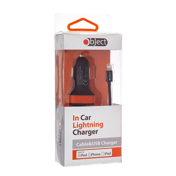 Object In Car Lightening Charger