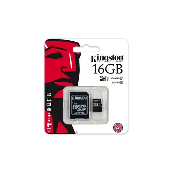 Micro SD Memory card 16GB for Phone and Dash Cam