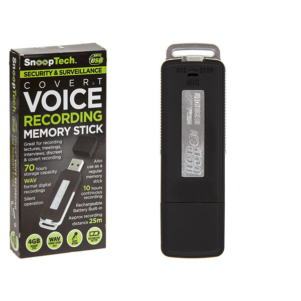 Voice Recording Memory Stick