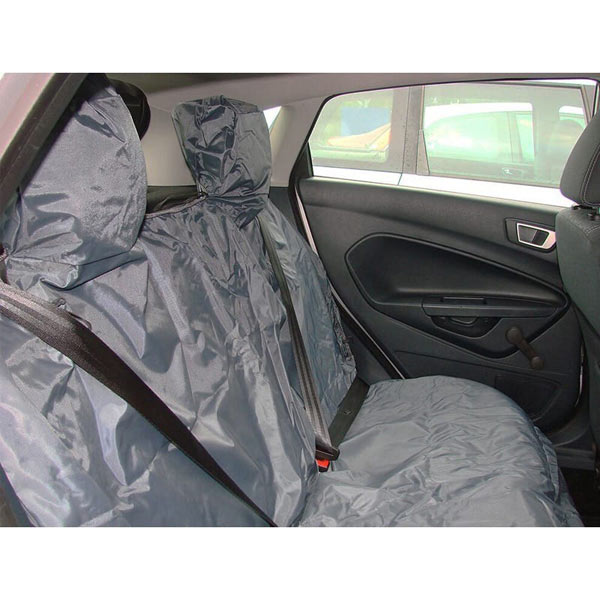 Maypole Universal Nylon Car Rear Seat Cover